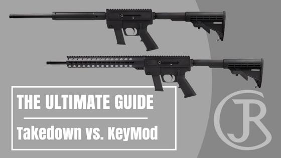 Takedown vs. KeyMod