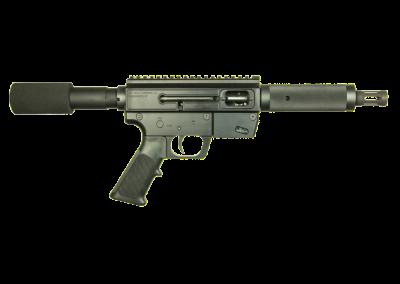 JRC Pistol Takedown